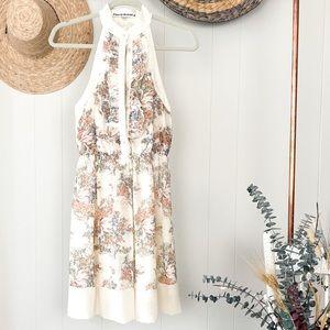 Costa Blanca Halter Dress